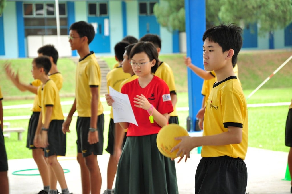 Secondary school in Singapore