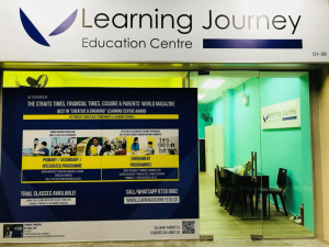 Learning Journey Educational Centre Phonics Class Singapore