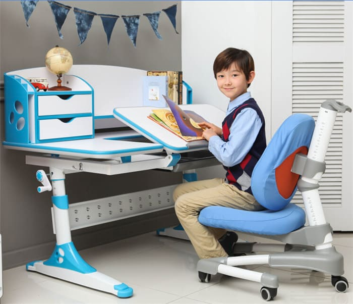 Best study table set up for your child at home