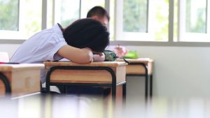 lazy students